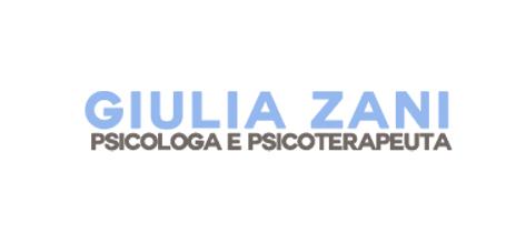 Giulia Zani Psicologa